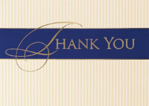 Sincere Thanks Thank You Cards